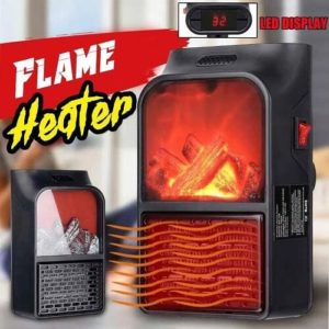 Mini Portable Electric Flame Heater
