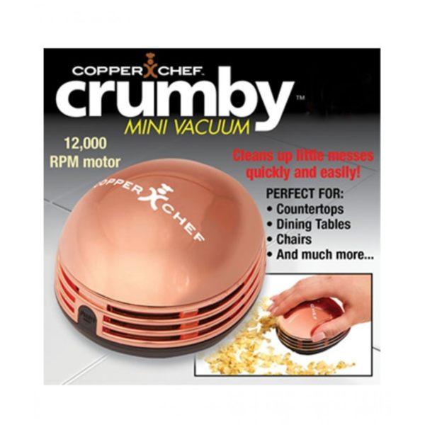 crumby mini vacuum portable cleaner