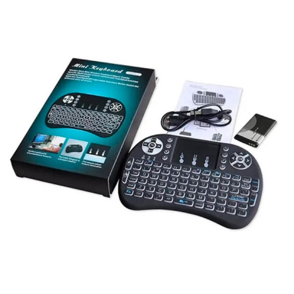 smart wireless mini console keyboard