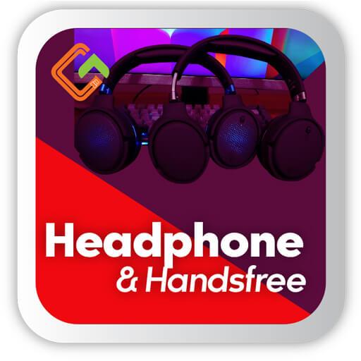 Headphones & Handsfree